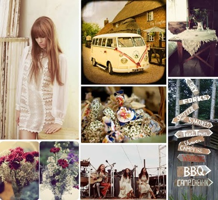 Hippie Themed Wedding Bohemian Wedding Etsy Wedding Decor