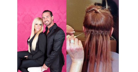 Hair extensions tips missy ewart wedding day hair hair extension expert missy ewarts shares her tips for celebrity worthy wedding hair pmusecretfo Image collections
