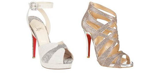 christian louboutin wedding shoes sale