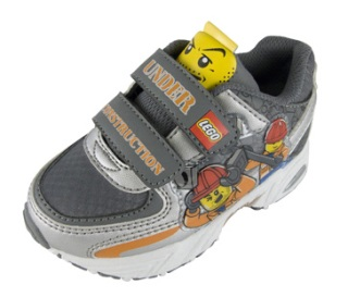 LEGO Construction Shoes