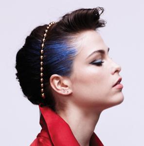 Ball Chain Headwrap