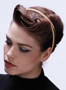 Accordian Headwrap