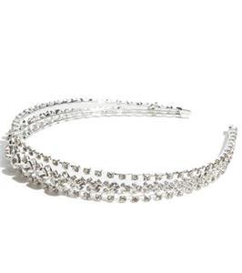 Tasha 'Triple Crystal' Headband