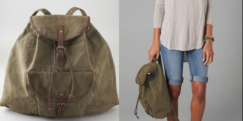 Alternative The Scout Woodsman Backpack | Stylish Backpacks Women ...