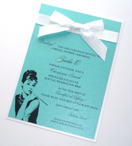 Host A Breakfast At Tiffany S Inspired Bridal Shower With Robin Egg Blue Decor