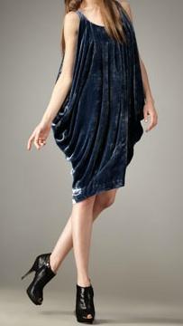 Dendrobium Velvet Dress