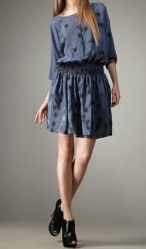 Dolomite Printed Dress