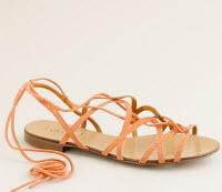 J.Crew Sparta beige sandals