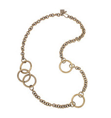 Kelly Wearstler Brass Chain necklace