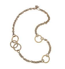 Kelly Wearstler Brass Chain necklace