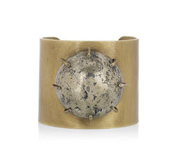 Kelly Wearstler Pyrite-embellished cuff