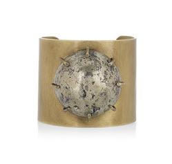 Kelly Wearstler Pyrite-embellished cuff