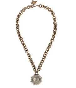 Kelly Wearstler Pyrite-embellished necklace