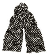 Kelly Wearstler polka dot scarf