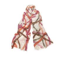 Kelly Wearstler striped scarf
