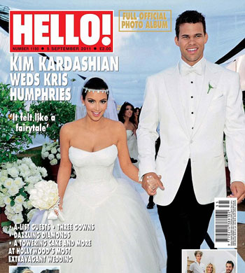 Kim Kardashian 39s People exclusive may have cost the mag 25 million and