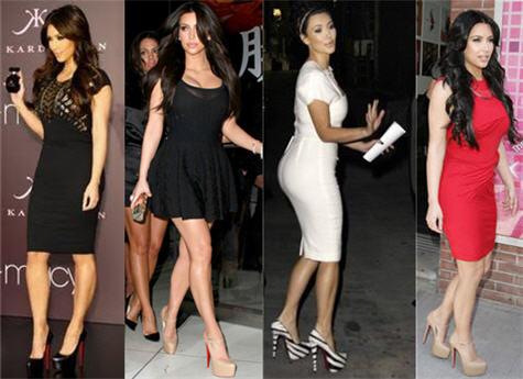Kim Kardashian Wedding Shoes Christian Louboutin Bridal Shefinds