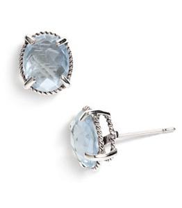 Lori Bonn 'Gumdrops' Semiprecious Stud Earrings