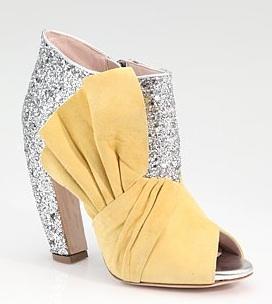 Designer shoes:
