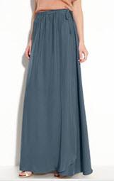 Paper Crown Abigail maxi skirt