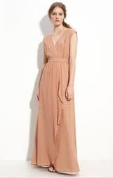 Paper Crown Clementine silk dress