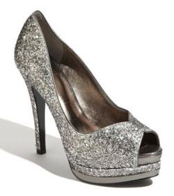 Pella Moda Glitter heels