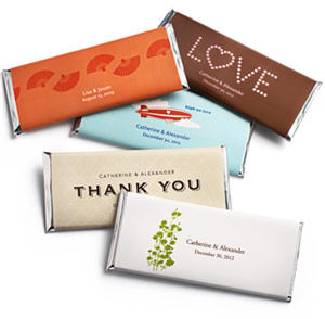 Personalized Large HERSHEY'S Chocolate Bars