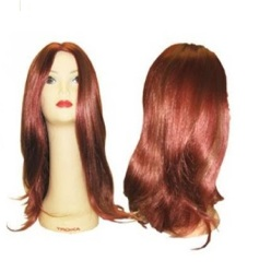 Red Wig: Jane's signature volumunous red hair doesn't grace most of our heads--so fake it instead.