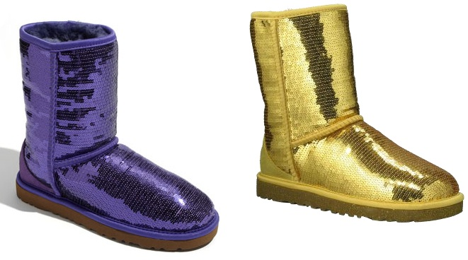 Busted Boot Of The Week: The UGG Australia Classic Sparkles Boot (Yes, It's For Adults)