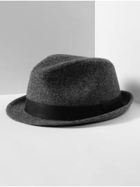 The Mad Men® Collection felt fedora