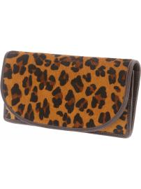 The Mad Men® Collection leopard print wallet