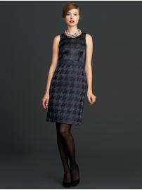 The Mad Men® Collection houndstooth dress