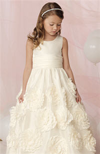 Cheap Flower Girl Dresses | Online Deals | Watters Flowergirl Dresses