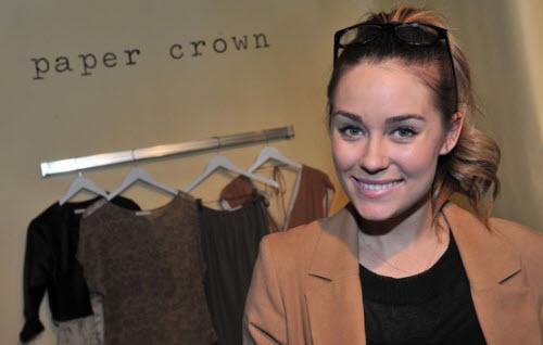 lauren conrad paper crown clothing line
