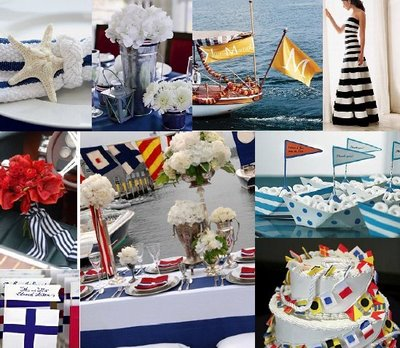 Nautical Themed Wedding Beachy Wedding Decor Etsy Wedding Finds