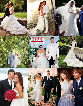 Celebrity Weddings 2011