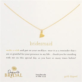 bride affordable gift blog bridesmaid the ideas jewelry overwhelmed necklace