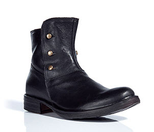 Fiorentina & Baker ankle moto boots