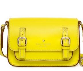 Kate Spade Essex satchel