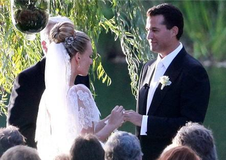 Molly Sims Wedding Molly Sims Wedding Dress Napa Valley Weddings