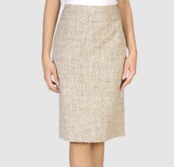 Ports 1961 Tweed skirt