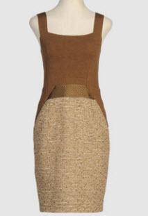 Rachel Roy Collection Tweed dress