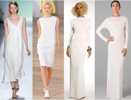 Calvin Klein Wedding Dress