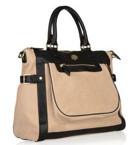 Tory Burch Carlin leather satchel