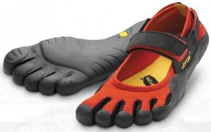 7. The Toe Shoes