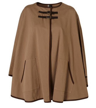 3. Camel Colored Capes