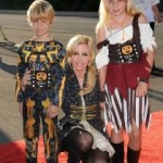 camille-grammer-and-sons-mason-and-jude-