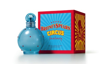 2. Circus Fantasy by Britney Spears