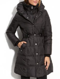 The Down Puffer Coat