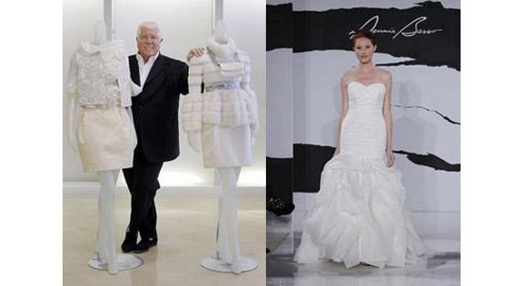 Dennis Basso Bridal | Dennis Basso Kleinfeld | Dennis Basso Wedding ...